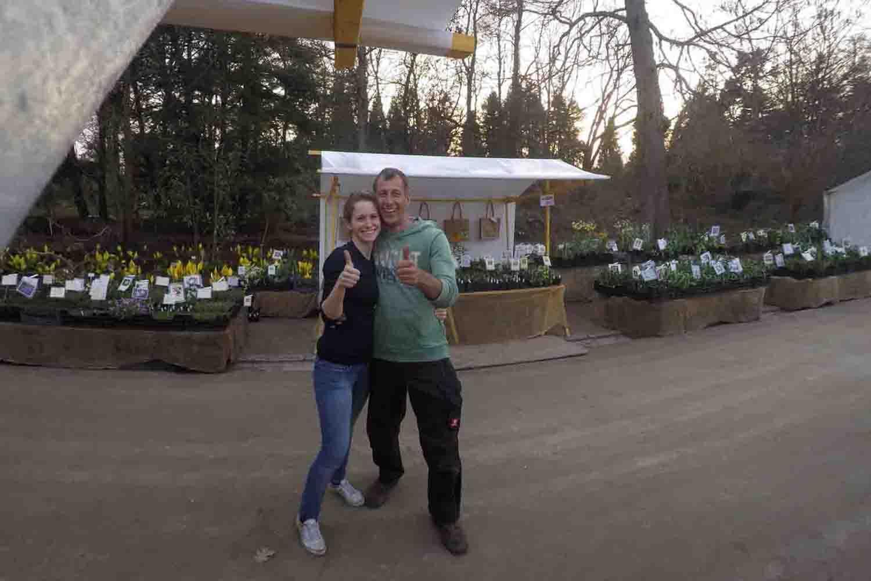 Staudenmarkt im Botanischen Garten Berlin