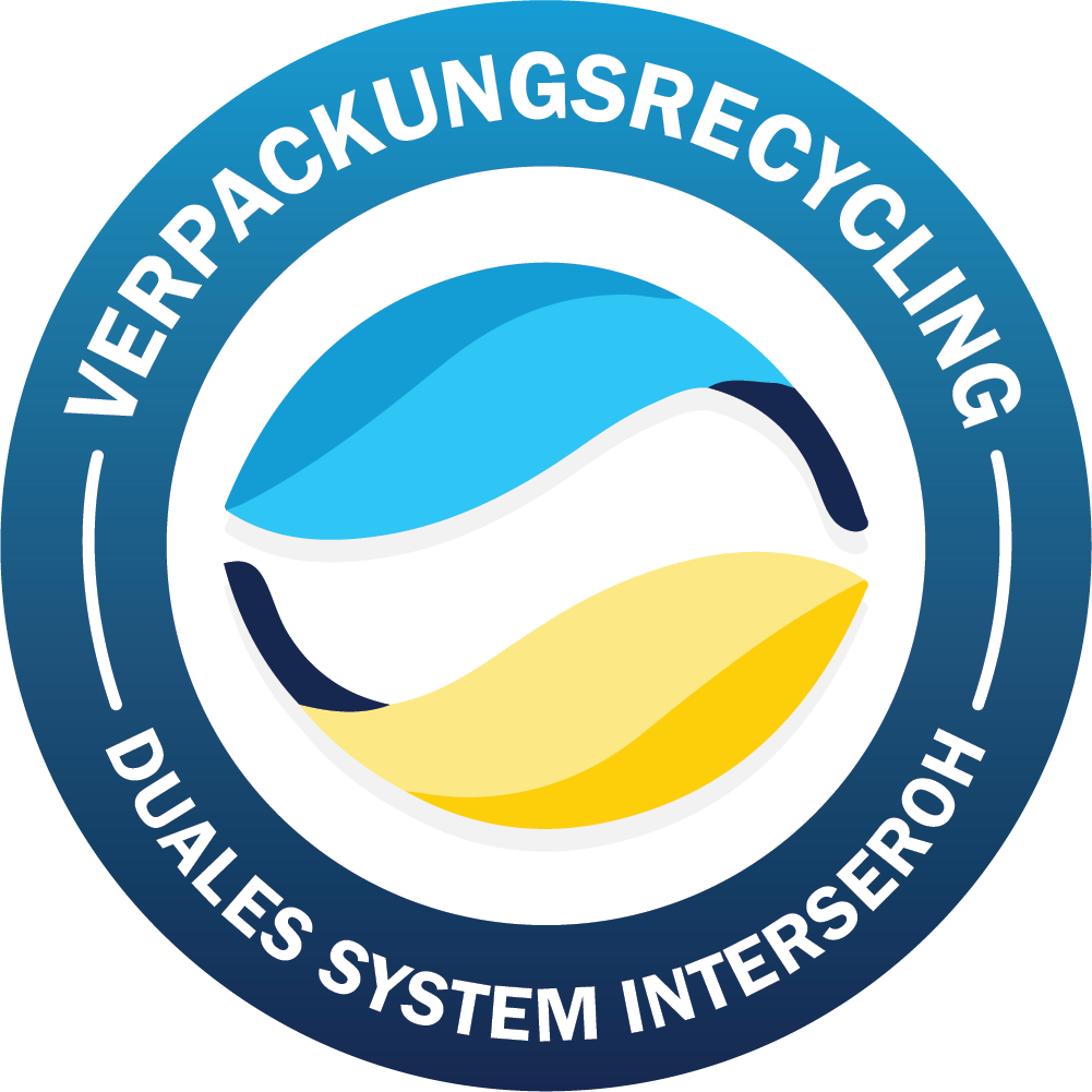 Verpackungsrecyclingssiegel